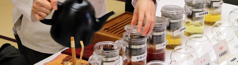 中国茶インストラクターについて